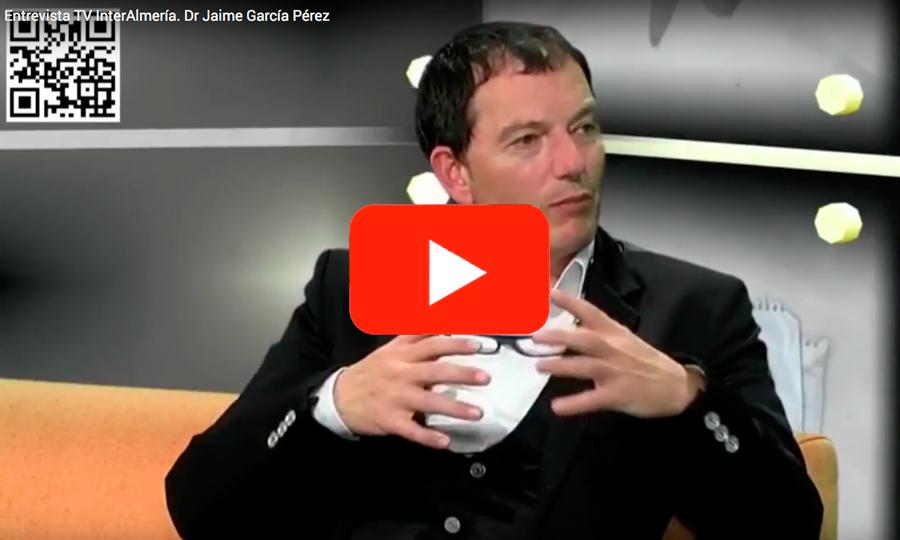 Entrevista TV Dr Jaime Garcia