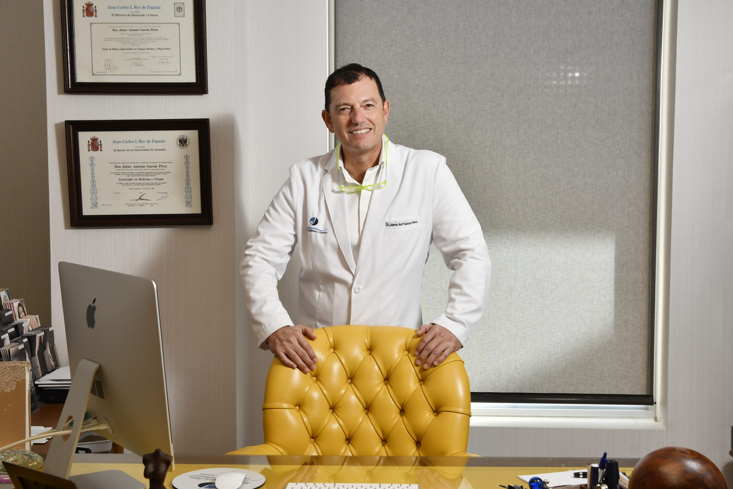 Jaime Garcia cirujano plastico